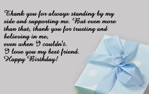 Best Happy Birthday Wishes To Friend Poems