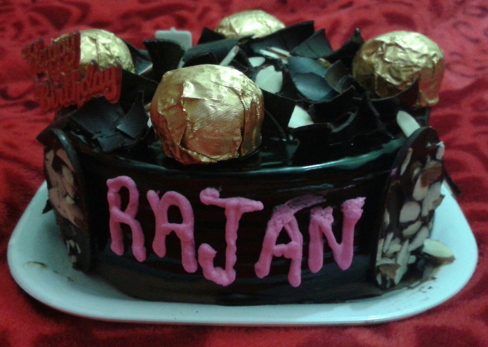 Happy Birthday Charlie Cake